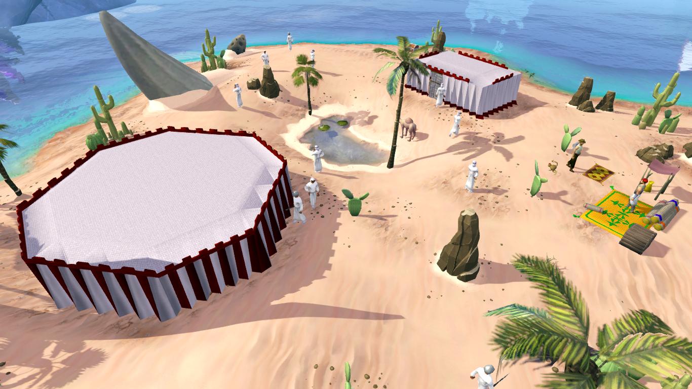 Bedabin Camp   RuneScape Wiki   FANDOM powered by Wikia