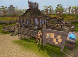 Fishing Guild shop