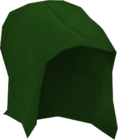 Herblore hood detail