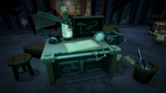 Invention Guild workbench