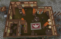Opulent bar