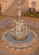 Estátua de Santa Elisabete