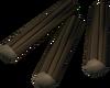 Lunar lumber detail