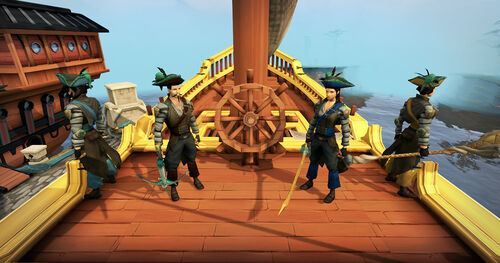 Privateer outfit and weapons news image