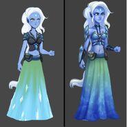 RuneScape Idle Adventures character concept art 6