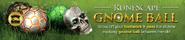RuneScape gnomeball lobby banner