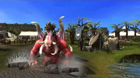 Trailer Oficial do RuneScape 3