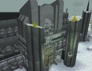 Zemouregal's fort van buiten