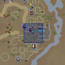 Ali, o perfeito mapa