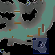 Barendir entrance location
