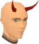 Demonic horns (Valentine's) chathead