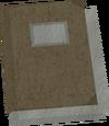 File (Wanda the Fish) detail