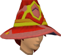 Infinity hat (Fire) chathead