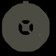 Mount Firewake map
