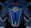 Mystic robe top (blue)