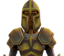 Second-Age melee equipment