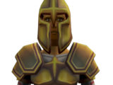 Second-age melee set