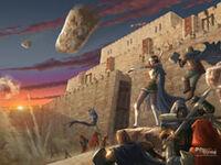 Thumb Castle Wars