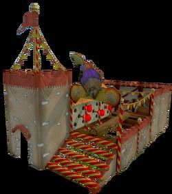 Agility funhouse