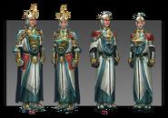 Ambassador of Order concept art