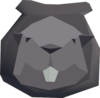 Beaver pouch(u) detail