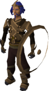 Chaos set equipped
