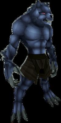 Daniel the werewolf