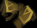 Dragonstone gauntlets