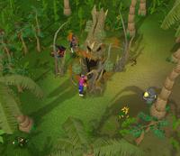 Evil tree DnD