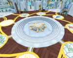 Prifddinas lodestone location