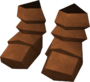 Primal boots detail