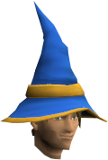 Wizard hat (g) chathead