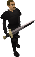 Black Knight Captain