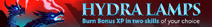 Hydra Lamps banner