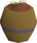 Rotten apples detail