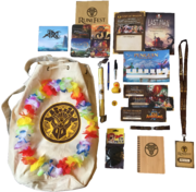 RuneFest 2016 goodie bag