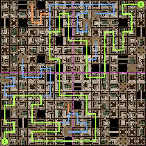 File:Sliske's Labyrinth 2 map (solution).png