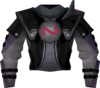 Superior elite void knight top (executioner) detail