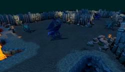Taverley Dungeon Resource Dungeon (Blue Dragons)