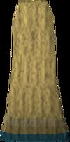 Torn robe (bottom) detail