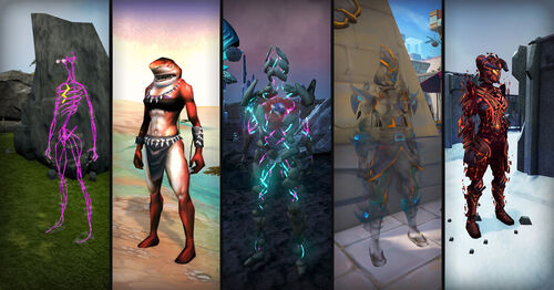 Elite Skilling Outfits news image