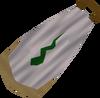 Guthix cloak detail