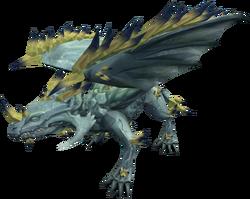 Hydrix dragon (Dragonkin Laboratory)
