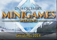 Minigames weekend lobby banner 2