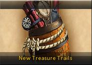 New Treasure Trails lobby banner