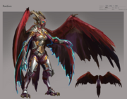 Nex - Angel of Death concept art