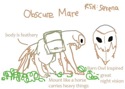 Obscure Mare news image