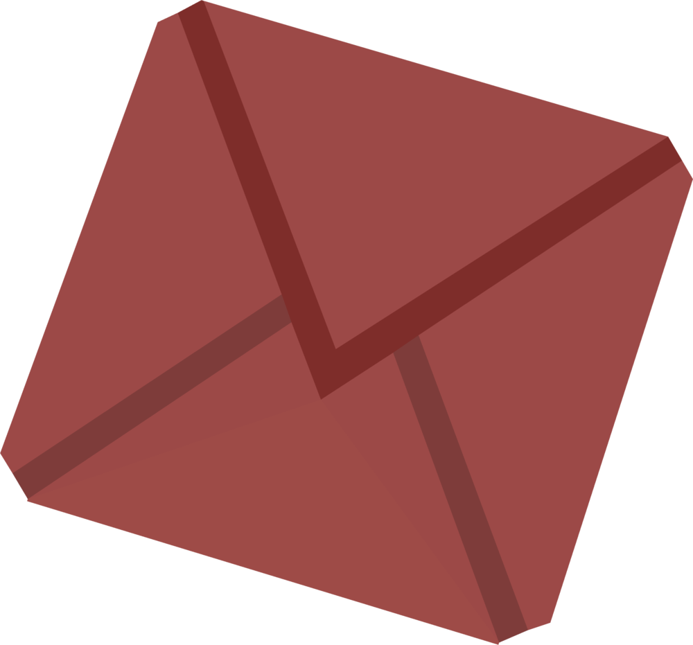 Red envelope detail