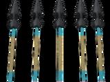 Sagittarian arrows