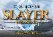 Slayer weekend lobby banner 2